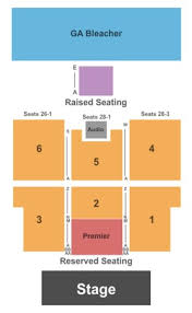 Thunder Valley Pano Hall Seating Chart Thunder Valley Casino Concerts Seating Chart Parhaat