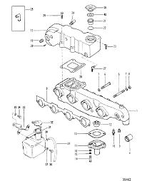 Mercruiser 165 hp 3 7l 170 hp 180 hp 3 7 l