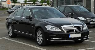 Mercedes-Benz W221 — Википедия