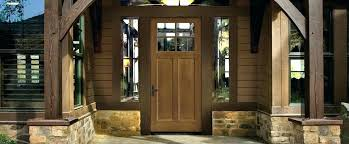 classic craft mahogany craftsman door benchmark therma tru doors entry fiberglass smooth star
