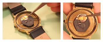Watch Battery Replacement Replace Watch Cell Esslinger