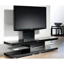 flat screen tv furniture ideas. Modern Glossy Black Flat Screen Tv Stand With Mount And Glass Shelf Plus Drawer, Stylish Furniture Ideas M