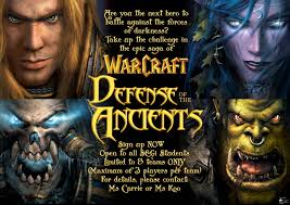 warcraft 3 dota by bladerider on deviantart