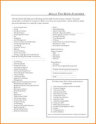 9 Resume Skills Section Appeal Leter