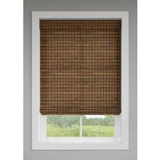 bamboo window blinds. Unique Bamboo LEVOLOR Brown Light Filtering Cordless Bamboo Natural Shade For Window Blinds O