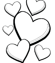 Teddy Bear With Heart Coloring Pages Download Teddy Download Free
