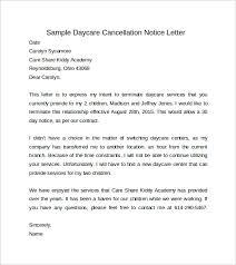 30 Day Notice Letter Template Resignation Letter Resignation Letter ...
