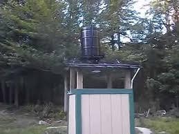tour solar off grid outdoor shower