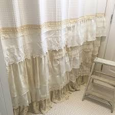 my bohemian bathroom with vintage lace behance