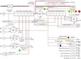 drag race car wiring diagram race car wiring harness kit at Race Car Wiring Diagram