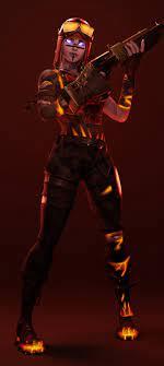 1440x3200 Blaze Blender Fortnite 4K ...
