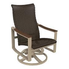 wicker rocker swivel chair wicker rockers woven high back swivel rocker cushions outdoor wicker rocking chairs