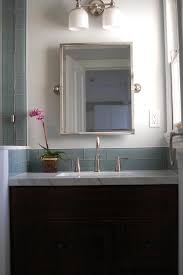 bathroom tile backsplash. Excellent Glass Tile Backsplash In Bathroom Design