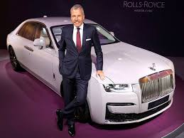 Rolls royce umbrella price in india. Coronavirus Would Impact The Automotive Market For Several Years Warns Rolls Royce Ceo Auto News Gulf News