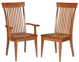 wood dining room chairs international concepts unfinished wood mission dining
