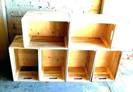 wooden crate wall shelves medium size of wood crate wall shelf wooden shelves hobby lobby bookcase