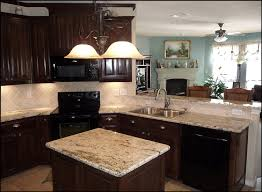 Colonial Gold Granite Kitchen Dfw Granite Galleries