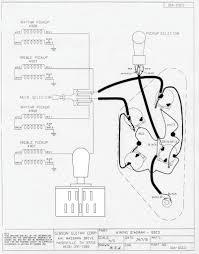 Wiring diagram double neck guitar