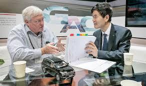 China's GAC draws dealer interest at NADA Show