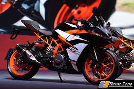 2017 ktm rc390 launched at rs 2 25