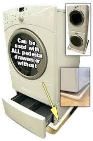 stackable washing machine. Unbreakable Washer Pan Washing Machine Stackable And Dryer Uk E