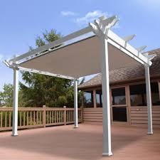 patio canopy outdoor shades patio pergola shade screen for pergola