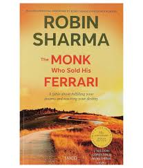 the monk who sold his ferrari paperback english 2003