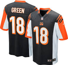 Green Stitched Aj Jersey Aj Green