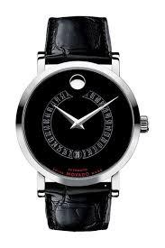 movado men s swiss automatic genuine alligator watch nordstrom image of movado men s swiss automatic genuine alligator watch