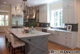 L Shaped Kitchen With Island Designs Photo   7