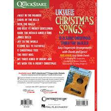 Christmas Songs - Classic Christmas Tunes for Ukulele