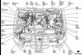 ford excursion engine diagram auto electrical wiring diagram related ford excursion engine diagram