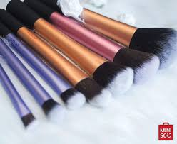 miniso makeup brushes