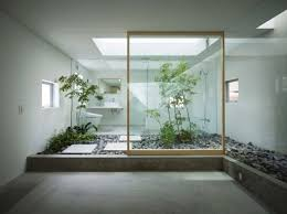 View in gallery Gorgeous zen styled Japanese bath ...