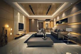 Living Room Modern Interior Design
