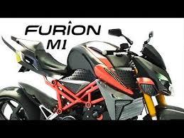 2019 Furion <b>M1</b> Hybrid Wankel-<b>Electric motorcycle</b> promo video ...
