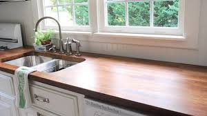 classy design ikea wood counter great diy tips on how to stain seal and install tops i want countertop review