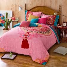 twin bohemian bedding sets