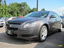 2010 Taupe Gray Metallic Chevrolet Malibu LS Sedan #16578930 ...