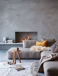 Interior Design Painting Walls Living Room Interior Minimalism By Leuchtend Grau Daccor Pinterest