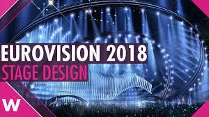 Eurovision 2018 Stage Design Eurovision 2018 Stage Design Reaction