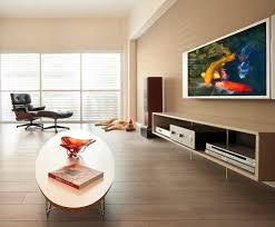 Low Chairs Living Room Low Profile Media Living Room Modern With Window Treatments