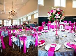 ... Hot Pink & Silver Windermere Golf Club Wedding|Photographer: TSE  Gallery Photography ...