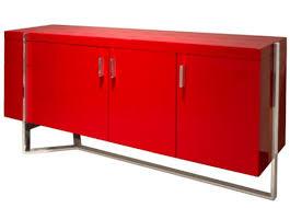contemporary office credenza. Sharelle-furnishings-martelli-credenza-desk Contemporary Office Credenza E