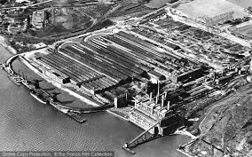 ford works photo of dagenham the ford works c 1950 francis frith