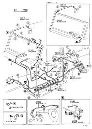 Toyota land cruiser 40 50bj40 kcj electrical wiring cl light switch wiring diagram bj40 wiring diagram
