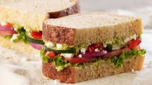 per whole sandwich serving 570 calories 12 g fat 3 g saturated fat 0 g trans fat 1 430 mg sodium 94 g carbs 7 g fiber 10 g sugar 20 g protein