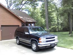 2000 Chevrolet Tahoe - Information and photos - MOMENTcar