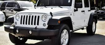 jeep wrangler 2018 unlimited sport 4dr suv 4wd 3 6l 6cyl 6m