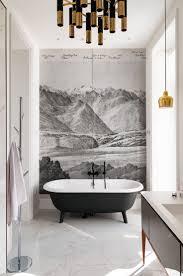 Custom Wallpaper U0026 Custom Wall Murals  Large Format Printing Bathroom Wallpaper Murals